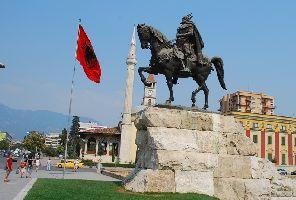 Великден 2020 в Дуръс, Албания