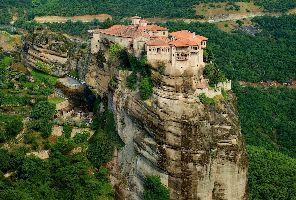 МАЙСКИ ПРАЗНИЦИ В ГЪРЦИЯ: Метеора-Кавала-Солун, от Варна и Бургас