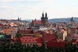 Есен в Прага, 3 нощувки със самолет