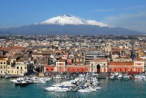 Нова година в Катания, Сицилия - 5 дни - полет от София!