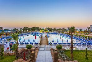Анталия - Алания - Eftalia Ocean Hotel 5* - полет от Пловдив!