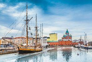 Скандинавия: Норвежки фиорди, Берген и четири скандинавски столици - от Бургас!