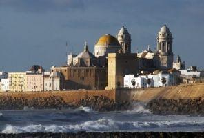 ИСПАНИЯ - Кадис - сякаш карибска екзотика на брега на Коста де ла Лус!