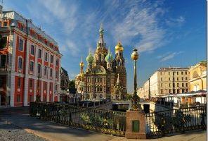 Величието на Русия - Москва и Санкт Петербург - от София - 13.06.2021 г.