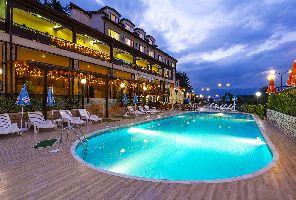 Нова година в Спа хотел Аспа Вила, с. Баня, Разлог
