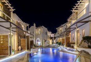 La Mer Deluxe Hotel & Spa 5* - Почивки на Санторини, Гърция 2021 г.
