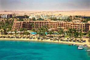 Continental Hurghada Resort 5* - 8 дни ALL INCLUSIVE почивка в ЕГИПЕТ