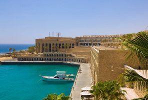 Albatross Citadel 5* - 7 дни All Inclusive почивка за Нова в Хургада, Египет - чартър от Варна