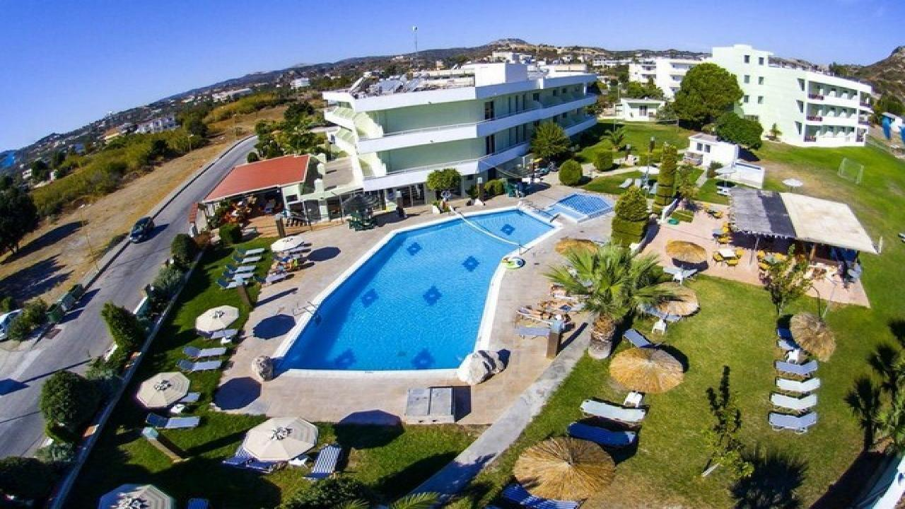 Stamos Hotel 3* 3* - Почивка на о-в Родос - дати през 2021 г.