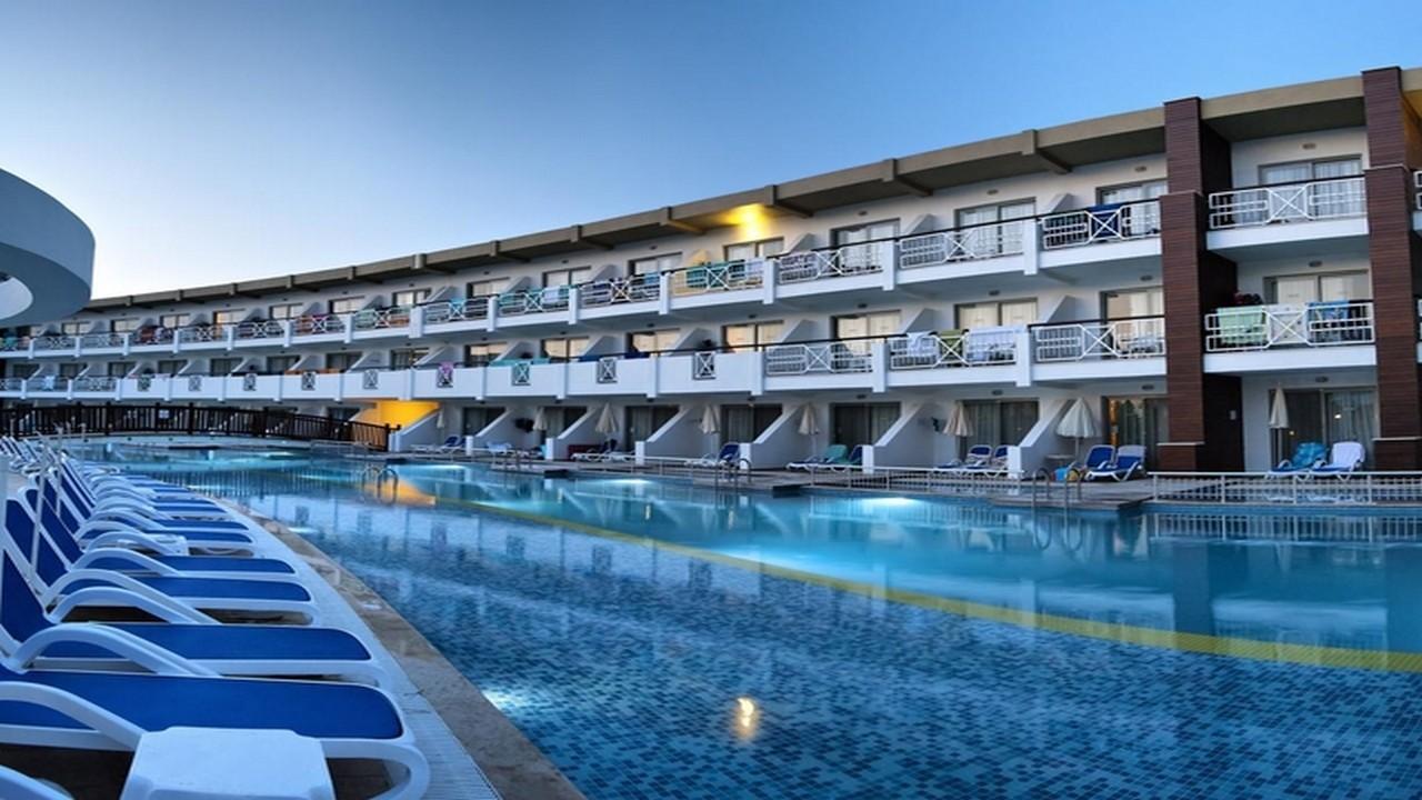 EPHESIA HOLIDAY BEACH CLUB 4* 4* - Почивка в Кушадасъ с полет от София през 2021 г.