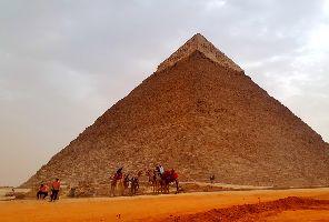 Круиз по Нил, екскурзия в Кайро и мини почивка в Хургада - полет до Хургада