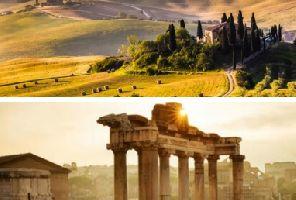 Великолепието на Тоскана и Рим (19.05 - 25.05.2019)