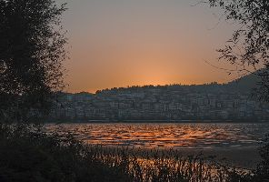 Предание за Самуил - Костур и Преспанското езеро