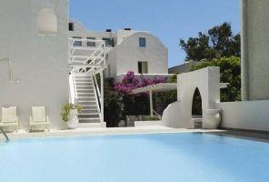 Мини почивка на остров Санторини + Атина - самолет и автобус - 5 дни