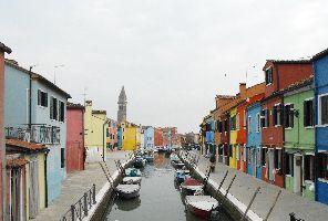 Екскурзия кътчета от Рая:  Венеция - Мурано - Бурано - Милано и Изола Белла