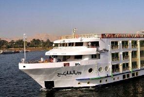 Круиз по Нил с 3 нощувки в Хургада и 4