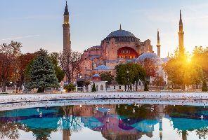 Нова Година в Истанбул (с нощен преход) - 30.12.2020г.