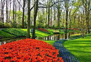 Великденска Нидерландия (Холандия) - полет от София!