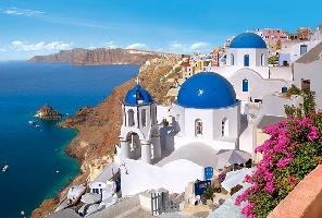Санторини през септември - Включва всички почивни дни - Намаление до 31.07.!