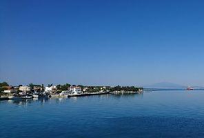 Тасос - мини почивка на острова на сирените