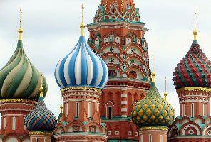 Величието на Русия - Москва и Санкт Петербург - от БУРГАС - 15.09.2018 г.