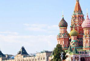 Белите нощи в Русия - Москва и Санкт Петербург - 23.05.2018 г.