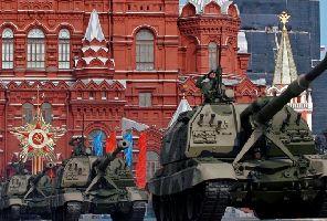9 май в Москва - Денят на Победата 2020г