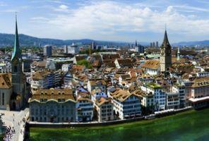 Швейцария - В подножието на Алпите