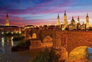 Перлите на Северна Испания - Арагон, Валенсия и Каталуня - самолет
