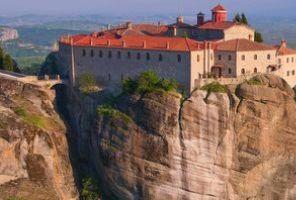 Чудните манастири