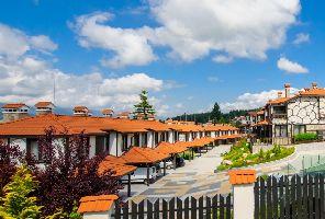 Лятна ваканция в Пирин - вили в Русковец Термал и СПА 4*