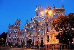 Предколеден Мадрид - самолетна екскурзия - 4 дни - хотел 4*!