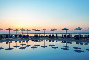 Почивка в Крит - самолет: Themis Beach Hotel 4* All Inclusive