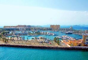 Ла Манга дел Мар Менор: Раят между две морета - Почивка в Испания 2018