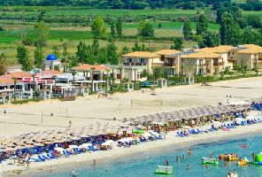 Луксозна Почивка в Гърция Mediterranean village 5* на най-хубавия плаж до -20%