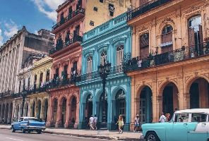 Нова година в Куба, Варадеро