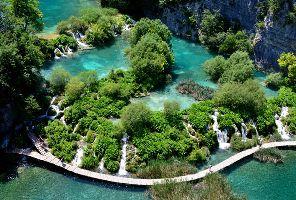 Езерата на Хърватска и Словения - пролет 2020