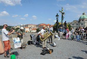 Прага и замъците на Чехия - самолет, дати 14.05.-17.05.20