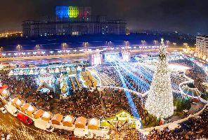 Коледни базари в Букурещ - двудневна екскурзия с автобус!