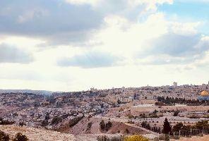 Нова Година в Израел с полет от Варна