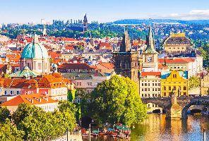 Великден в Златна Прага - 4 нощувки - самолет от София!
