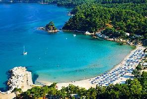 Почивка о-в Тасос в Makryammos 4*на най -хубавия плаж