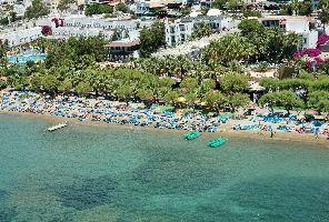Бодрум със самолет: хотел Sami Beach - All Inclusive