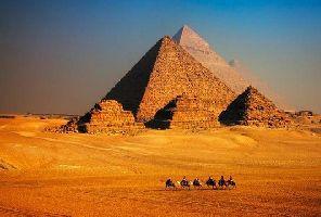 Коледа в Египет: Кайро + Хургада - 7 нощувки: Полет от София!