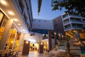 Почивка в Крит със самолет: Bomo Hotel Santa Marina 4*, закуска+вечеря
