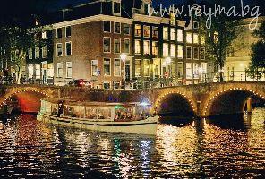 Самолетна екскурзия до Амстердам - цветен и вдъхновяващ!