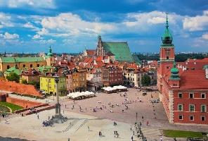 Варшава и Прибалтика - екскурзия със самолет - едно различно лято!
