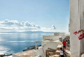 Почивка на остров Тинос с остров Миконос - 7 нощувки - автобус