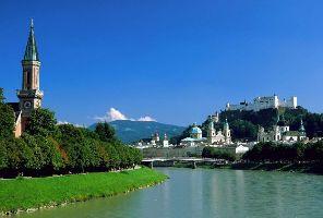 Класическа музика и барокова архитектура в Залцбург, с директен полет от Варна