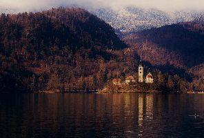 Езерото Блед, пещерата Постойна, Любляна, Птуй, Вараждин